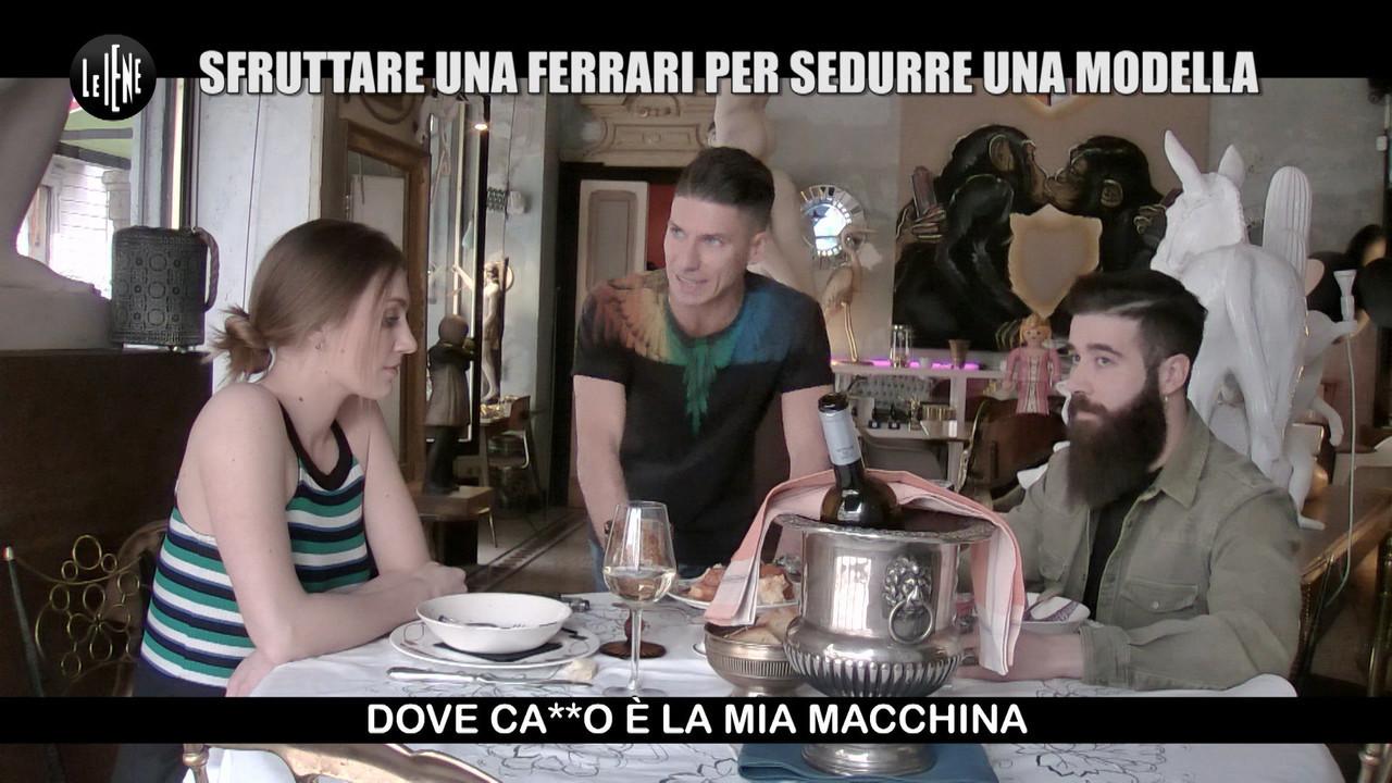 Ferrari viola bruno vanzan papa cocktail scherzo