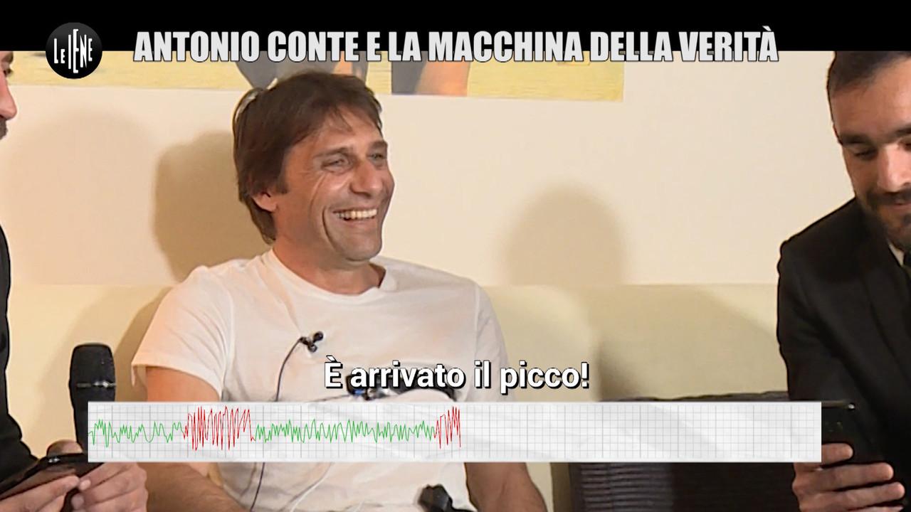 """Conte E La Macchina Della Verità: """"Al 60% Allenerò In"""
