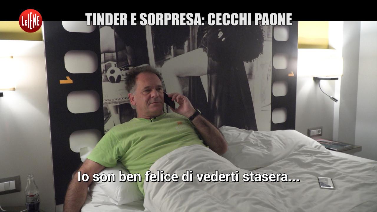 SARNATARO: Dal sesso al matrimonio: Tinder e sorpresa con Alessandro Cecchi Paone