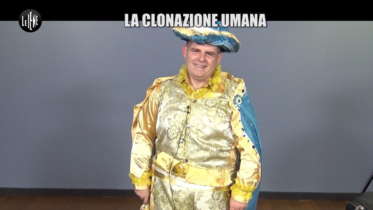 BELLO: Lo scherzo de Le Iene: abbiamo clonato il Principe Azzurro