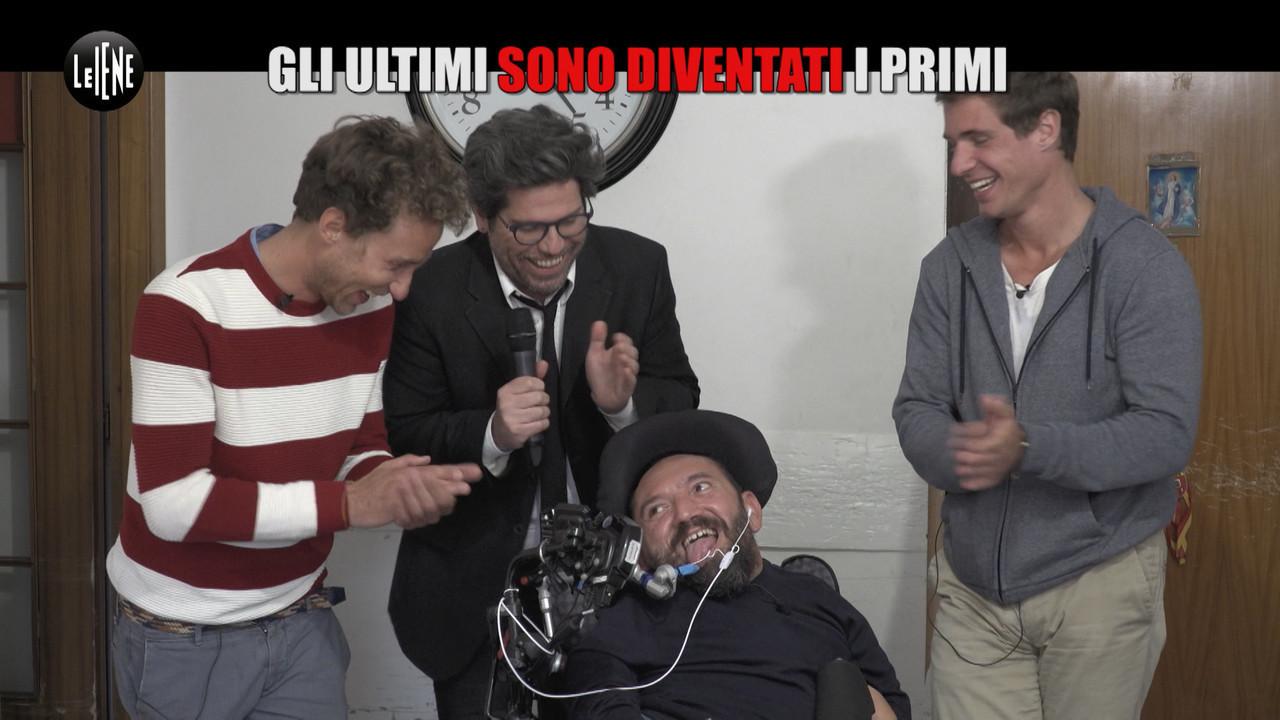 PASCA: Alessio e Gianluca, paraplegici alla riscossa. E al lavoro