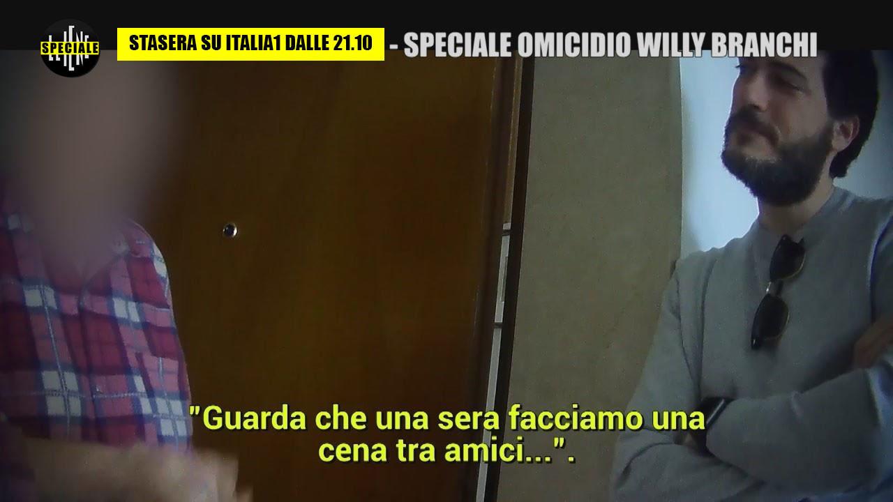 L'omicidio di Willy Branchi e l'ombra dei festini