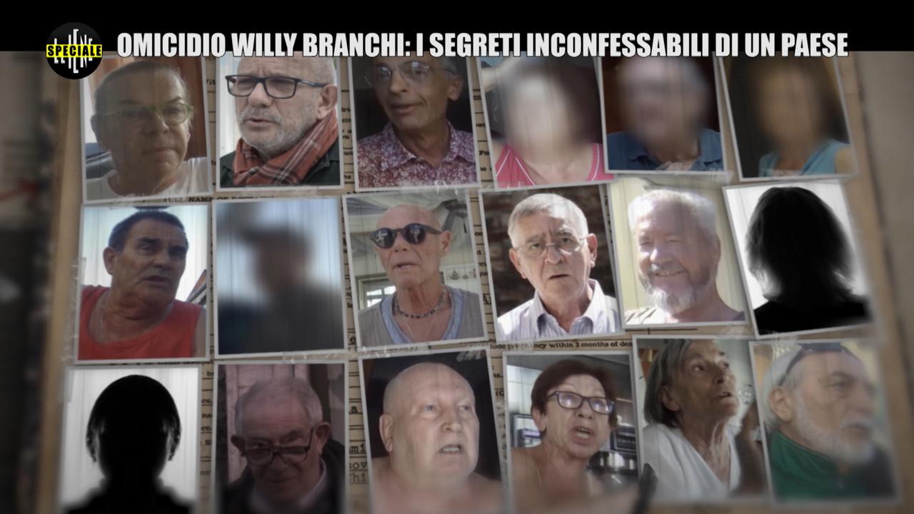 Willy Branchi: uno o più nuovi indagati e tutto lo speciale | VIDEO