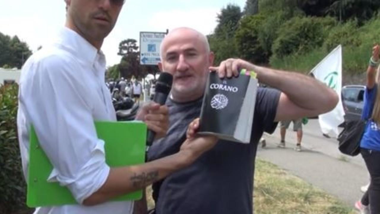 """Salvini e l'aiuto """"elettorale"""" della Madonna: è polemica"""