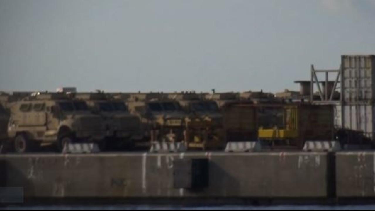 Guerra in Yemen: i portuali di Genova fermano la nave armata