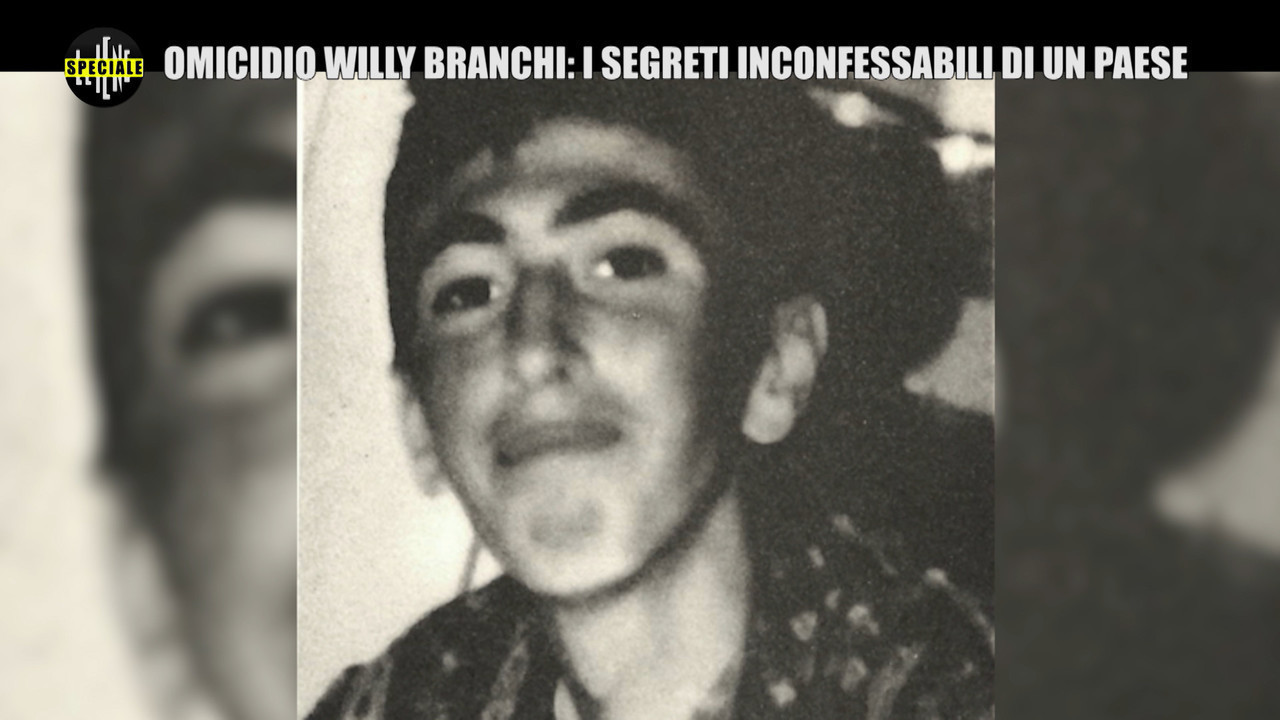 Omicidio Willy Branchi: Speciale Le Iene, a un passo dalla verità | VIDEO