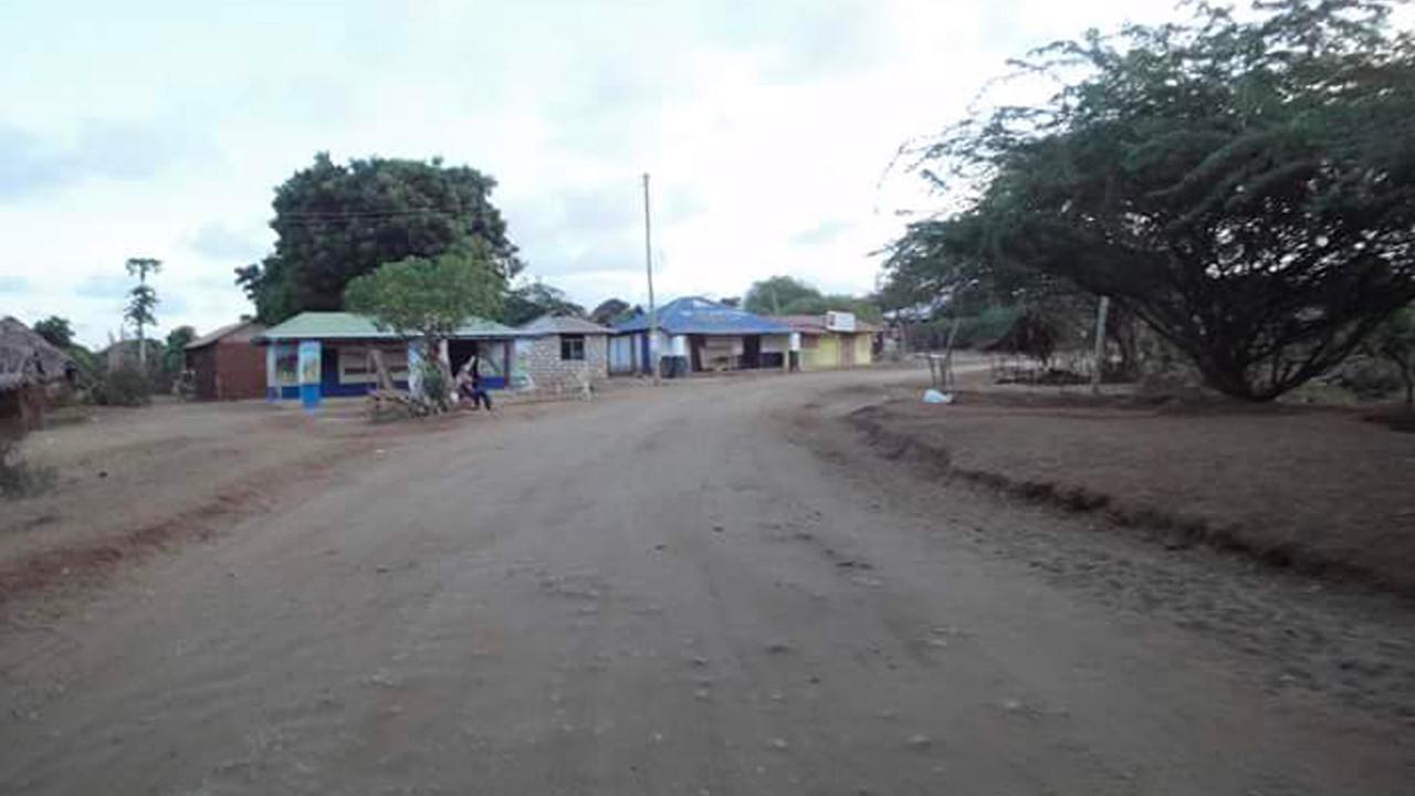 Il villaggio di Chakama