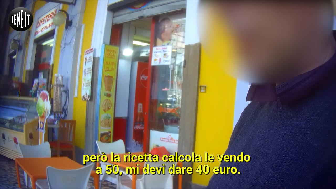 Xanax senza ricetta, l'acquisto a Termini è davvero facile | VIDEO