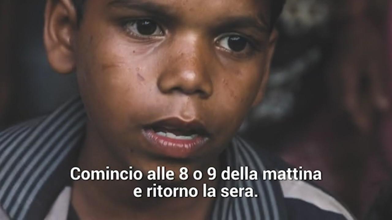 Sfruttamento minori: i bambini minatori per la nostra bellezza
