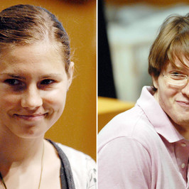 amanda knox perugia delitto raffaele sollecito meredith kercher carcere processo italia