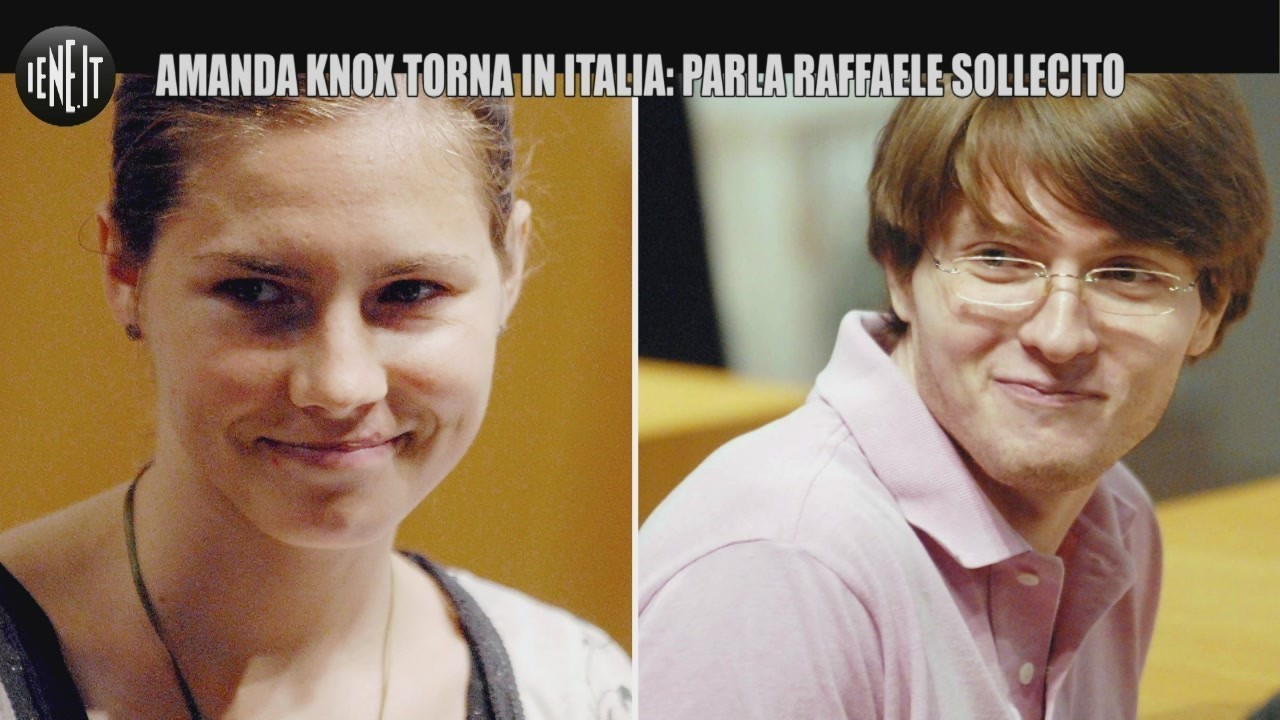 raffaele sollecito amanda knox delitto perugia meredith kercher assassini processo intervista