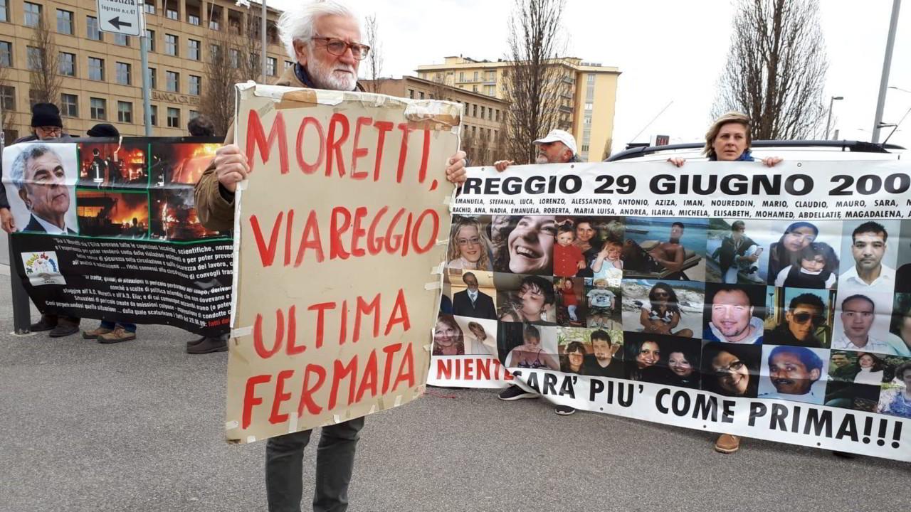 """Strage di Viareggio, condannati ex vertici Rti. """"Giustizia è fatta: dirigenti colpevoli"""""""