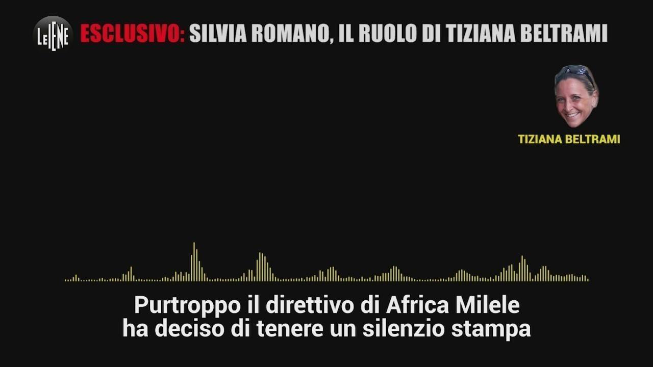 africa milele silvia romano kenya rapimento le iene esclusiva