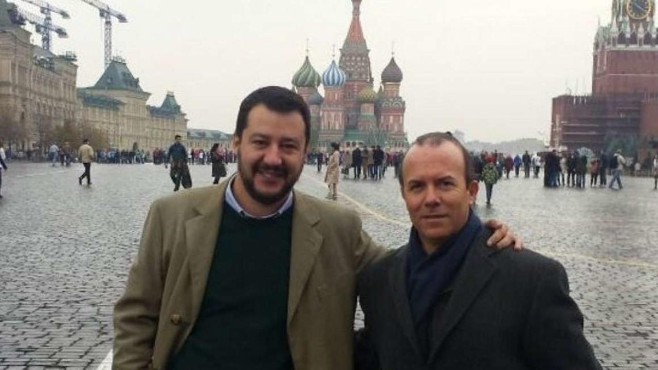 Savoini in Russia per Salvini? Quei contatti in Donbass