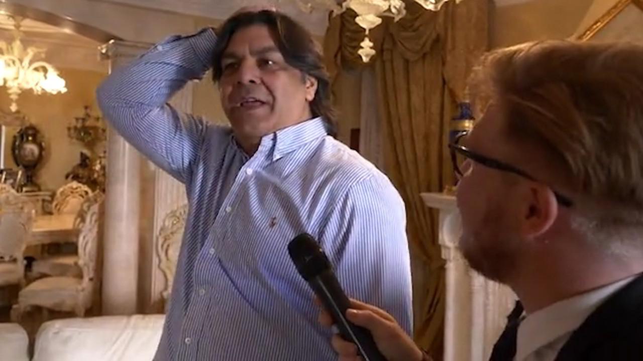 Confiscate proprietà per 4 milioni a Guido Casamonica. Ecco il lusso di una delle case del clan | VIDEO