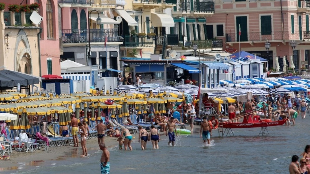 Riscaldamento globale: addio alla spiaggia di Alassio e poi a Venezia? | VIDEO