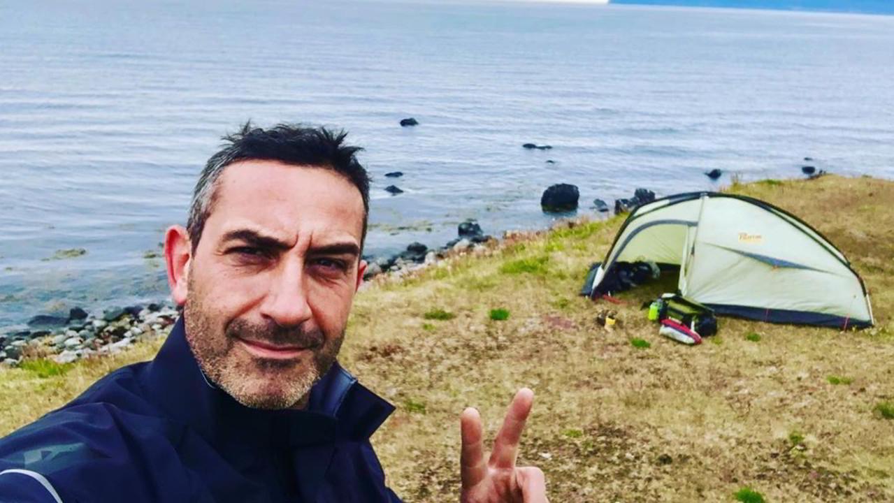 Matteo Viviani in Islanda: le foto