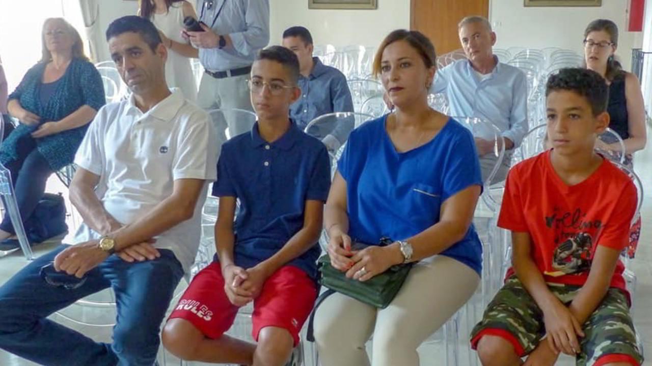 Adam e Ramy, eroi dell'autobus, sono cittadini italiani