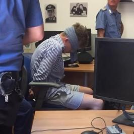 carabiniere ucciso ragazzo bendato processo strumentalizzazioni