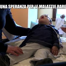 malattie rare rebecca viaggio stati uniti patologia orfana