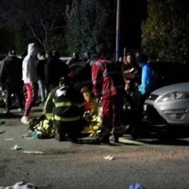 Corinaldo strage discoteca 7 arrestati spray peperoncino 6 morti Sfera Ebbasta