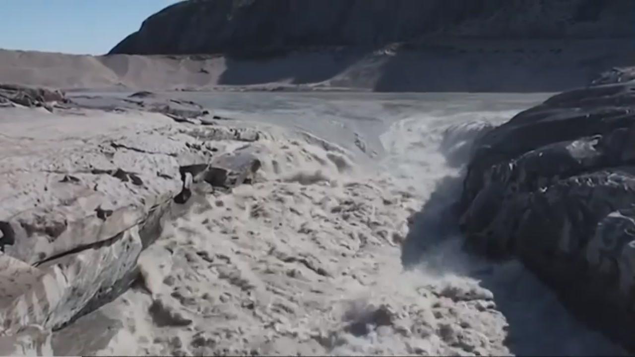cambiamento climatico groenlandia scioglimento ghiacciai