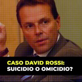David Rossi suicidio omicidio Mps Ior nuovi servizi
