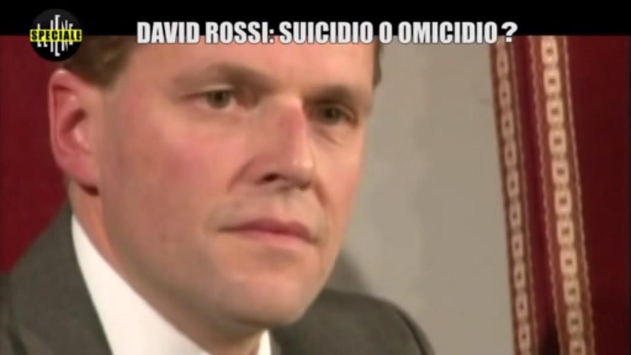 David Rossi Mps suicidio omicidio speciale Iene integrale