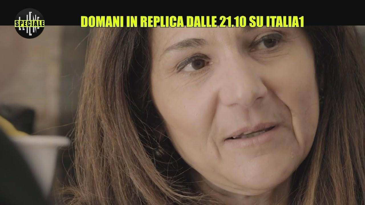 Vannini Marco omicidio replica speciale Iene Italia1 mamma video
