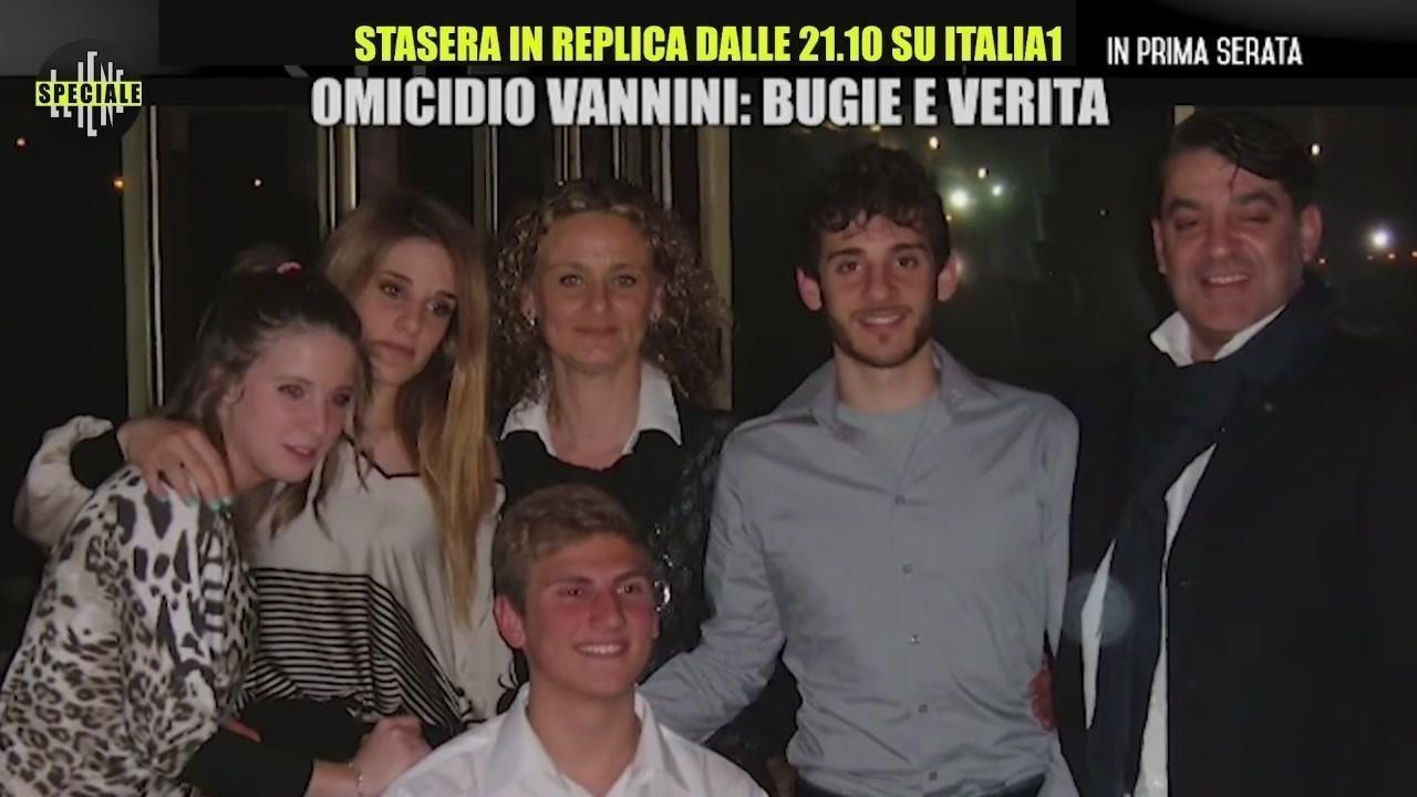 Vannini Marco omicidio replica speciale Italia1 Ciontoli video presentazione