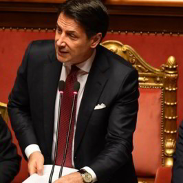 governo Conte giallo rosso in carica Pd M5S Cinque stelle