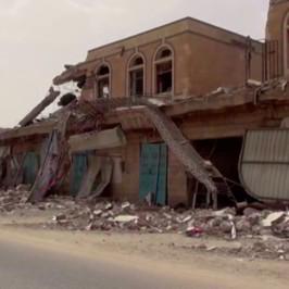 Yemen guerra Arabia Saudita armi bombe italiane civili bambini uccisi