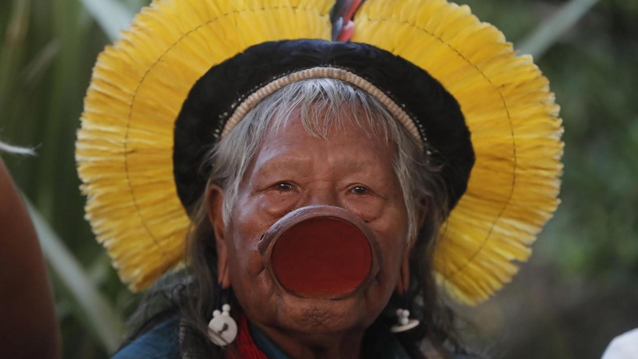 Un capo tribù dell'Amazzonia per il Nobel per la Pace? | VIDEO