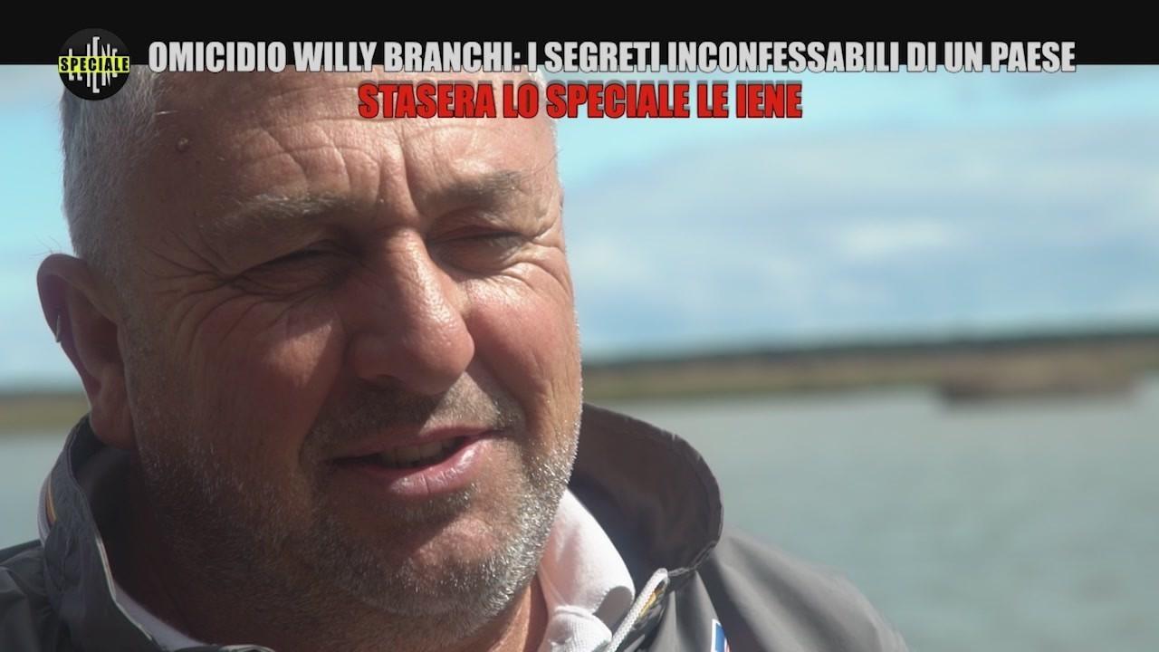 fratello willy branchi anticipazione speciale
