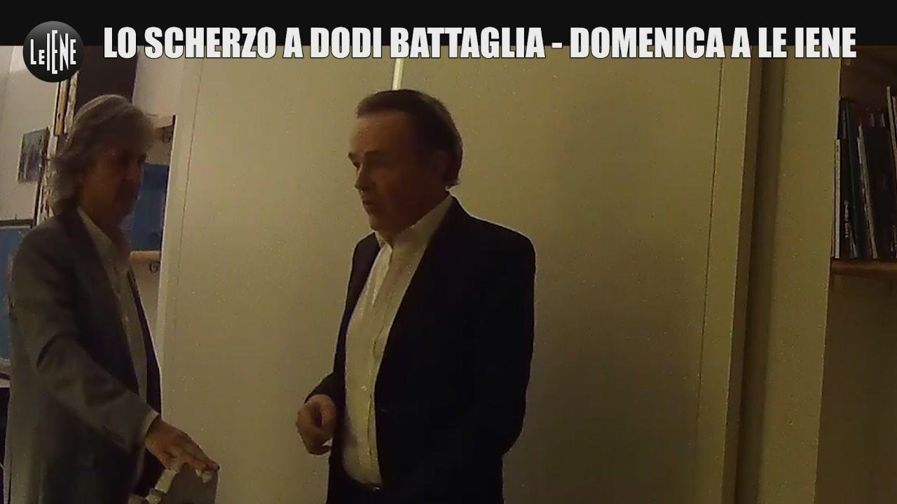 Dodi Battaglia Pooh figlio Daniele scherzo Torielli video