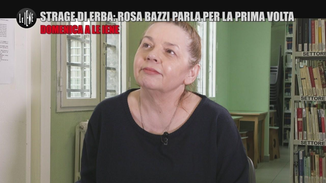 rosa bazzi intervista carcere bollate