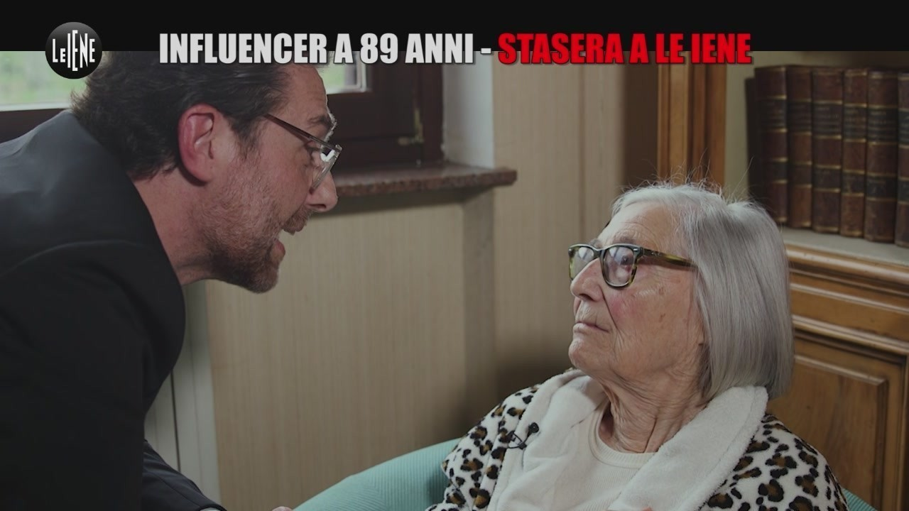 licia fertz 89 anni influencer instagram anticipazione