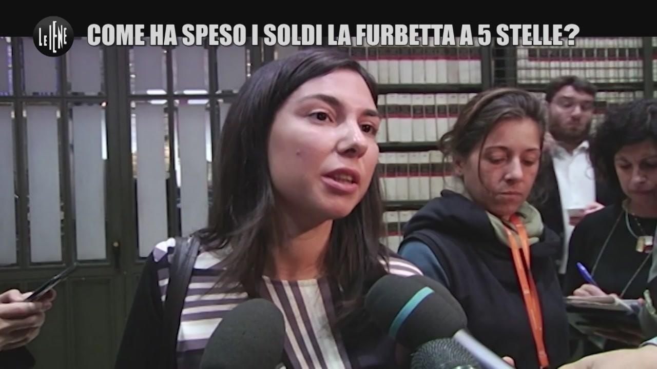 giulia sarti cinque stelle M5S rimborsopoli scandalo dimissioni Casalino Conte Di Maio soldi