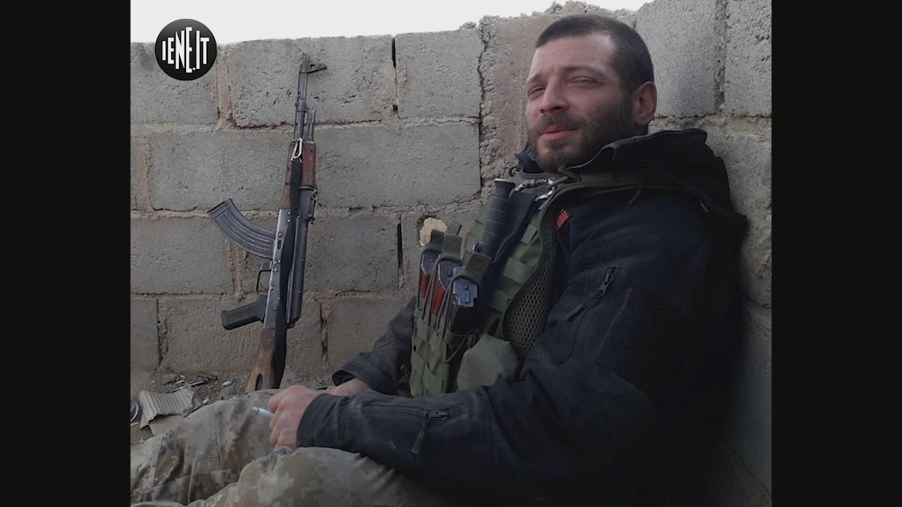 siria isis tekosher morto guerra terrorismo lorenzo orsetti