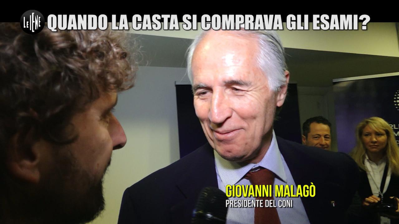 universita esami falso truffa Malago Mastrapasqua La Sapienza Roma