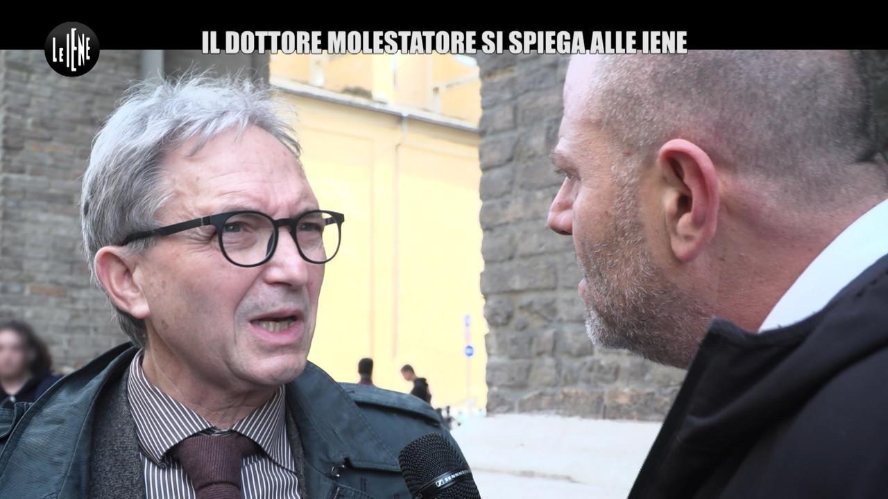 Gianfranco de lorenzis medico bariatrico molestie