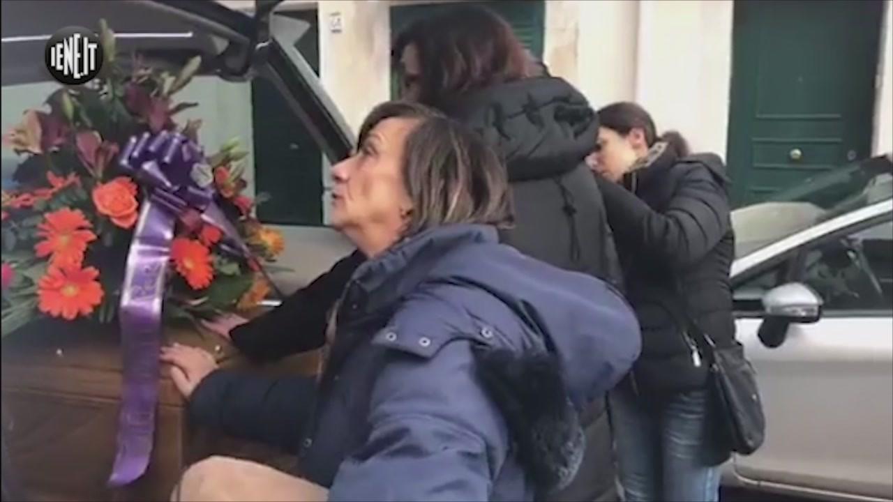 funerale nonno mariano casa