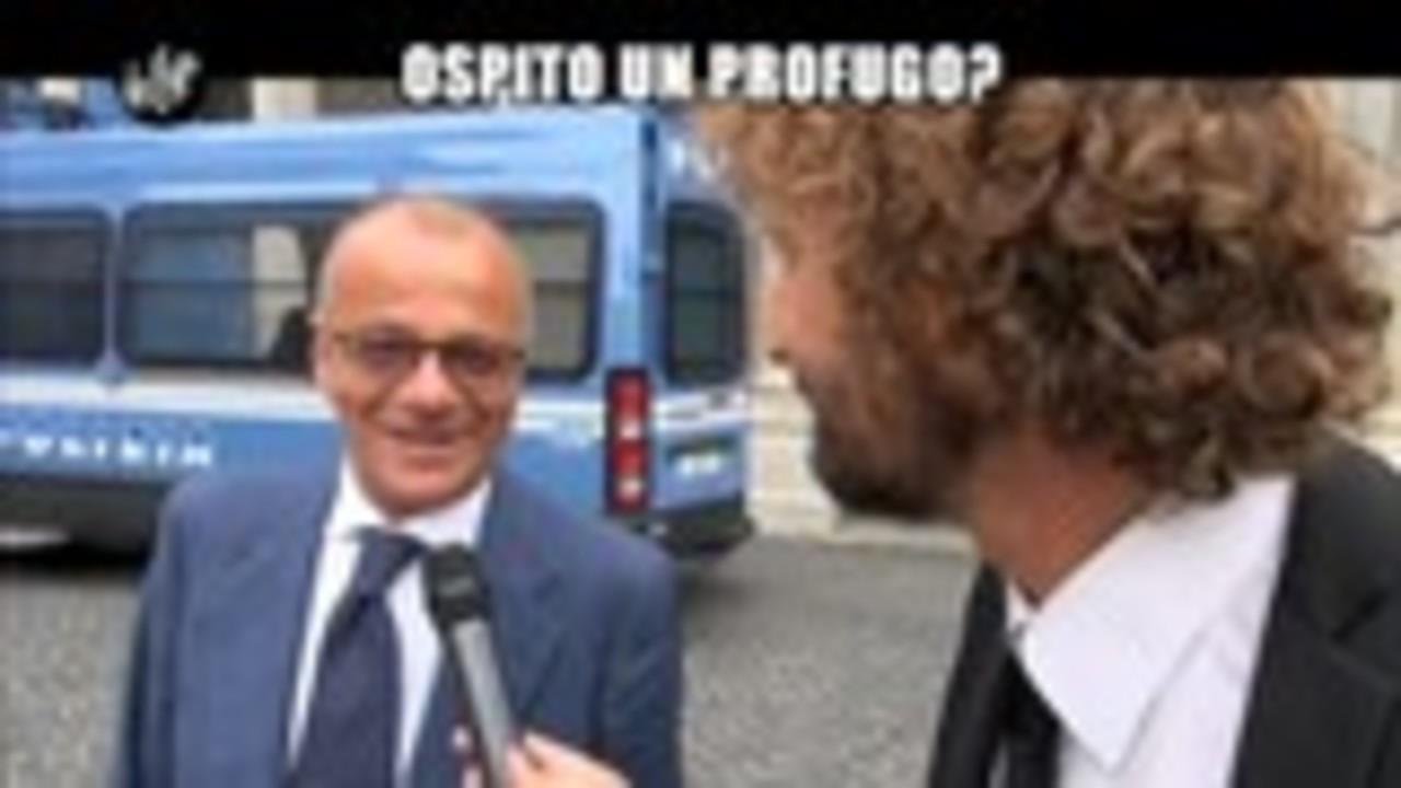 ROMA: Ospito un profugo?