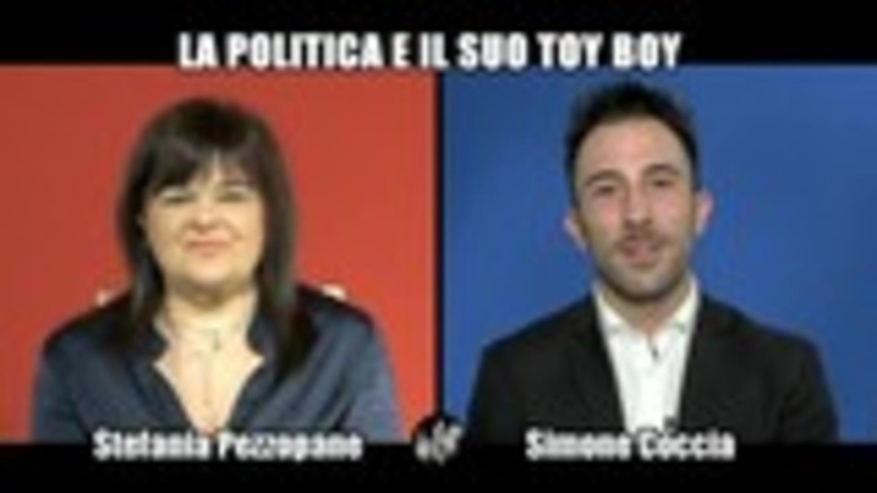 NINA: La politica e il suo Toy Boy