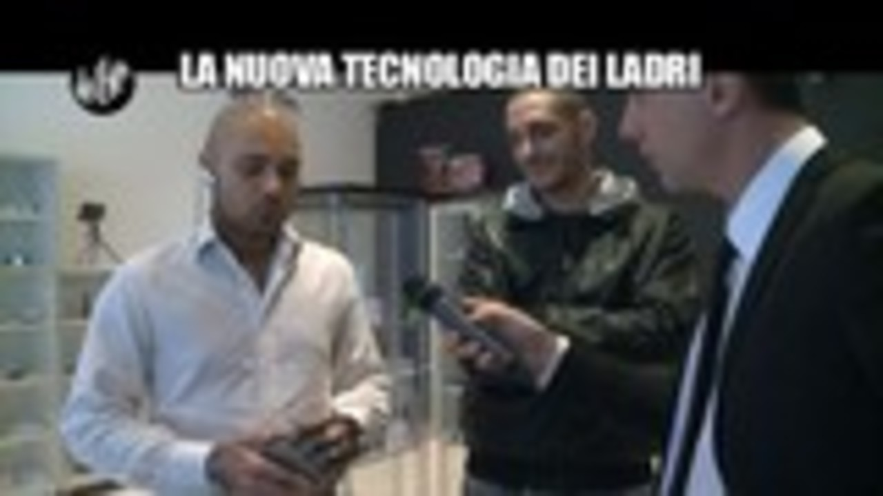CIZCO: La nuova tecnologia dei ladri