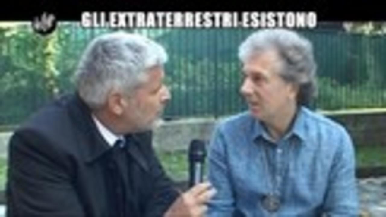 LUCCI: Gli extraterrestri esistono
