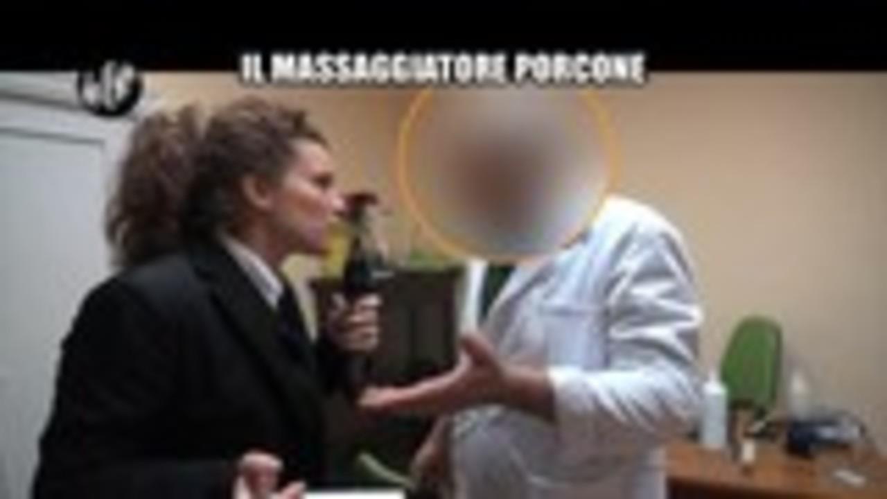 RUGGERI: Il massaggiatore porcone