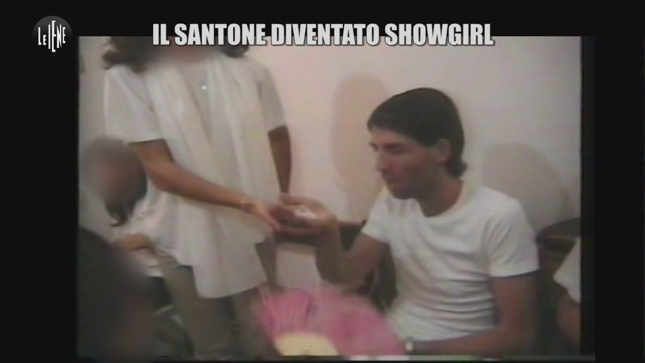 RUGGERI: Il santone diventato showgirl