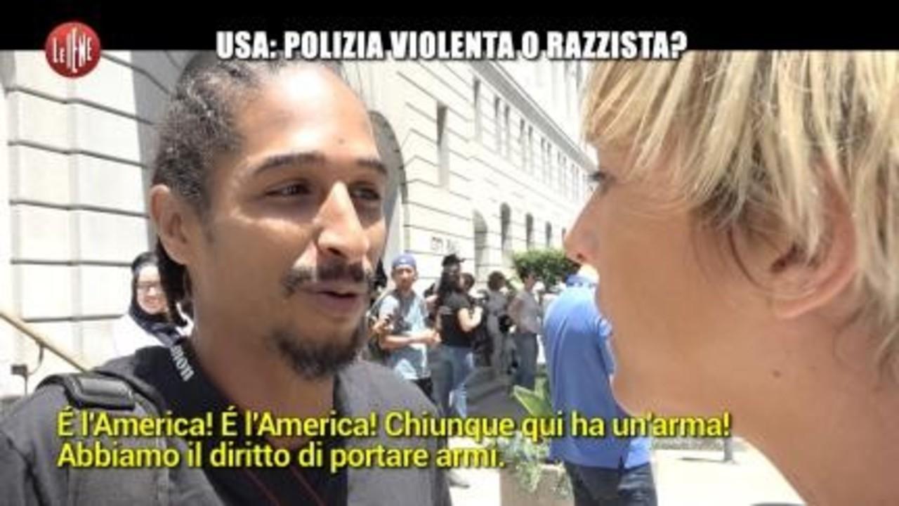 TOFFA: USA: Polizia violenta o razzista?