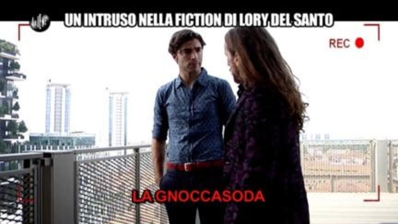 TAVANI: Un intruso nella fiction di Lory Del Santo